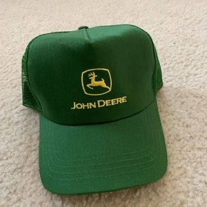 NWT John Deere SnapBack Hat